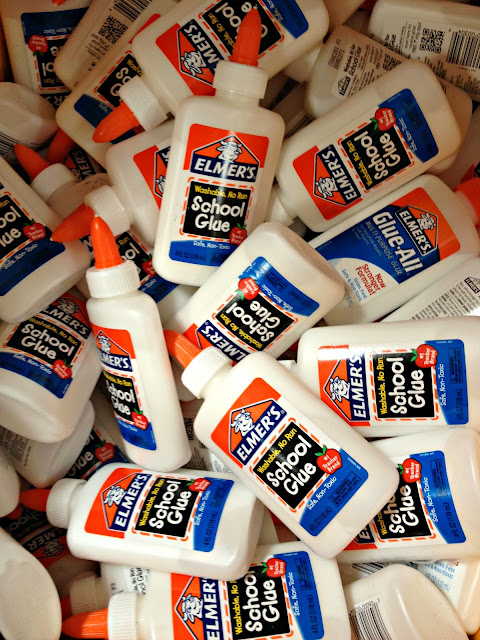 Elmer's School Glue at Walmart #BagItForward  Elmer's Glue Crew