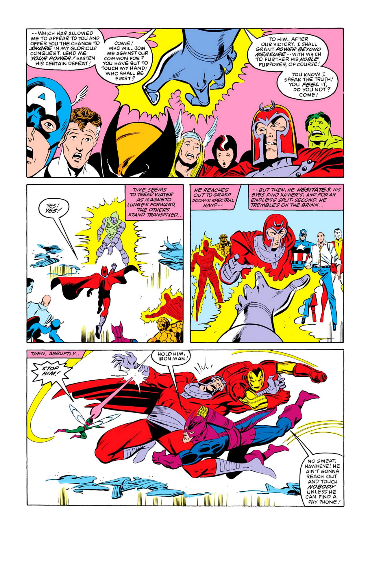 Captain America (1968) Issue #292k #218 - English 19