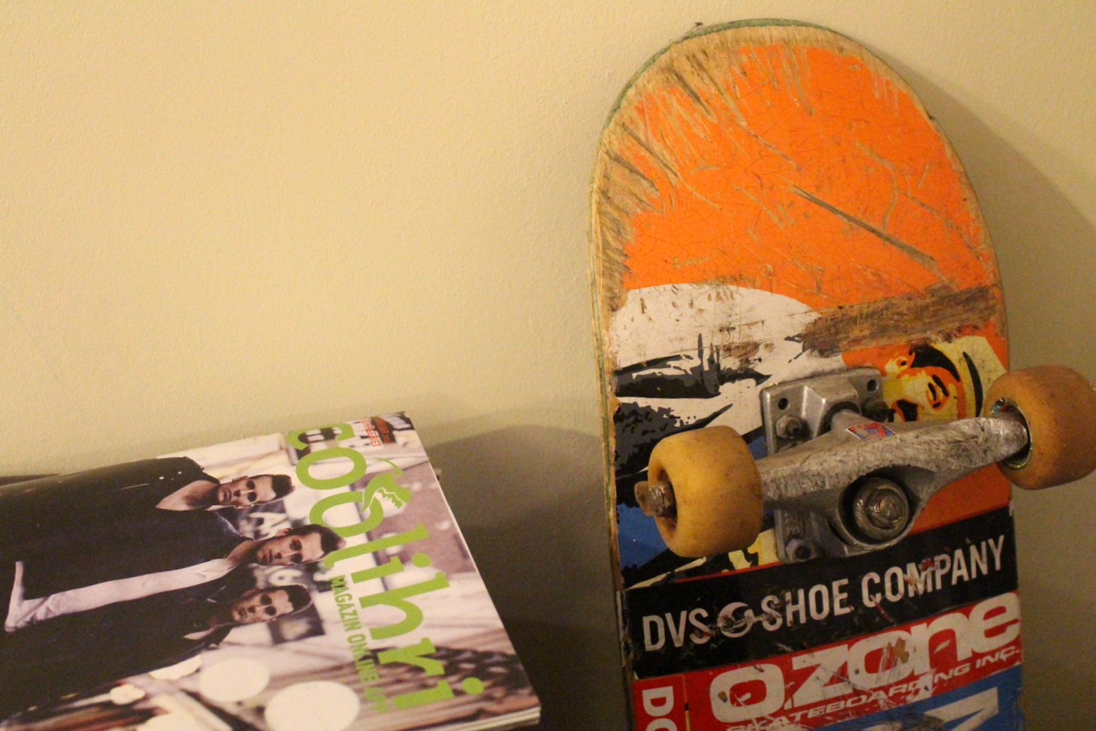 Interior Skateboard