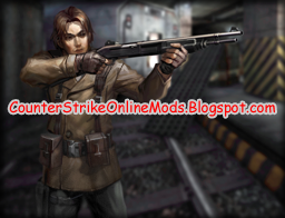Download Vigilante Corps (VC) from Counter Strike Online Character Skin for Counter Strike 1.6 and Condition Zero | Counter Strike Skin | Skin Counter Strike | Counter Strike Skins | Skins Counter Strike