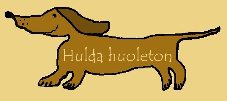 Hulda huoleton