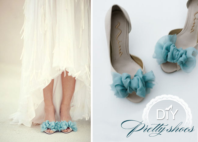 Tiffany Blue Soled Wedding Shoes