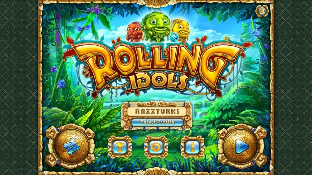 Game Rolling Idols