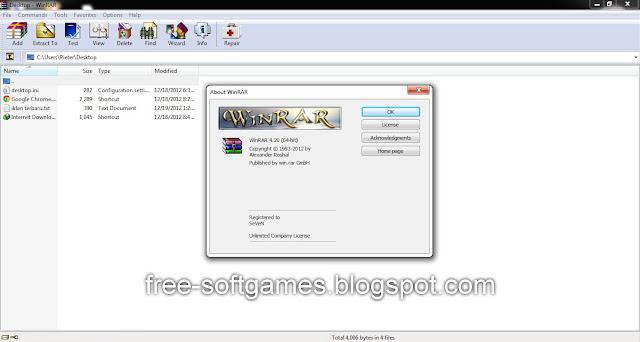 Download winRAR for Windows 7 64-Bit