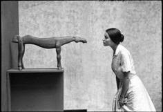 Eve Arnold, Silvana Mangano, 1956.
