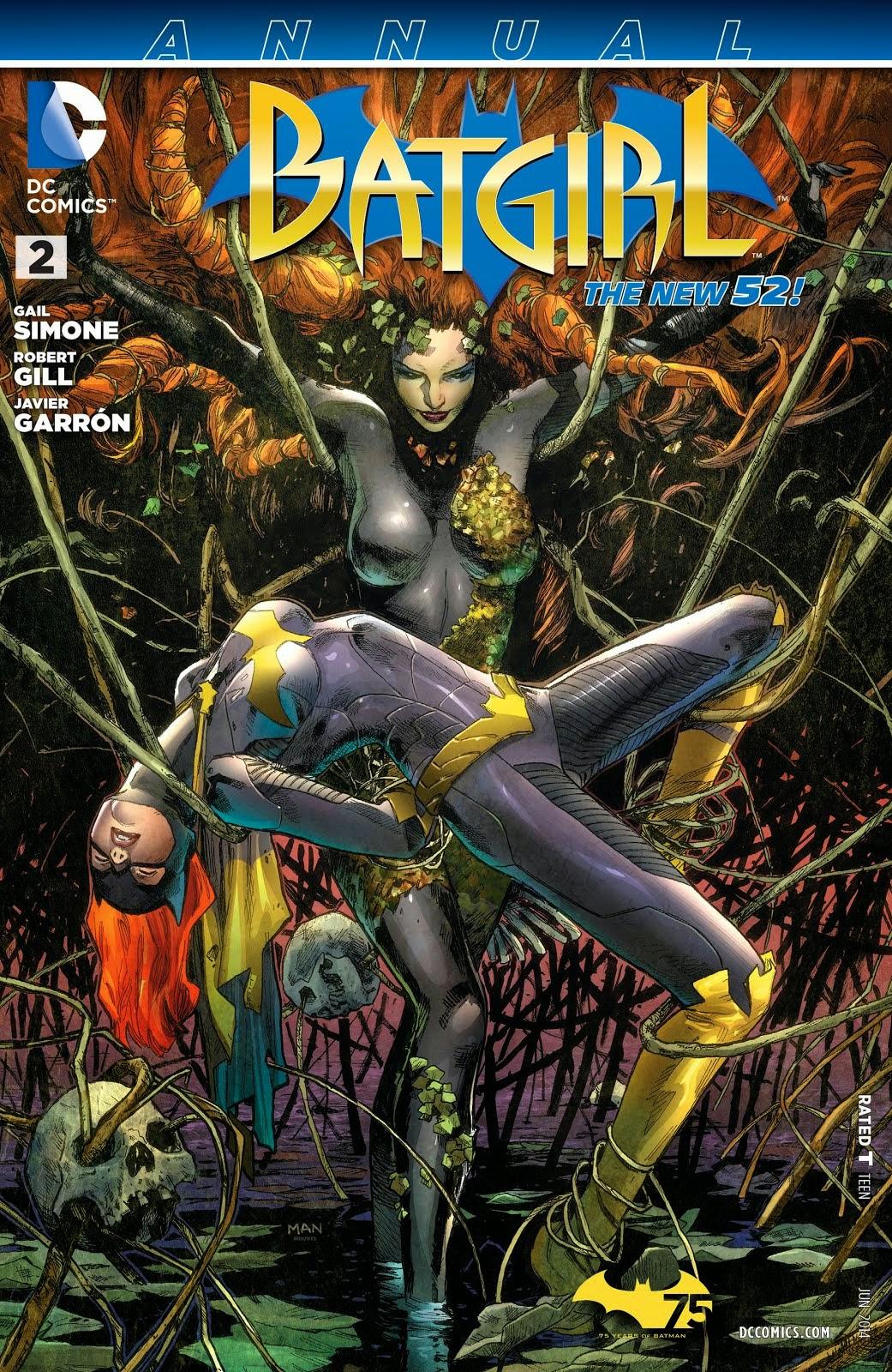 Batgirl Annual #2
