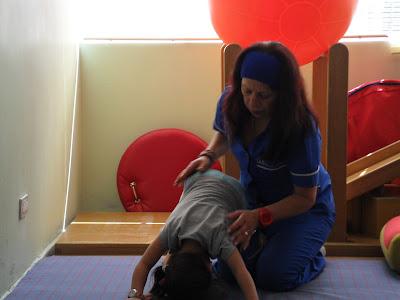 Rosalba Ruiz - Terapia Ocupacional con niños