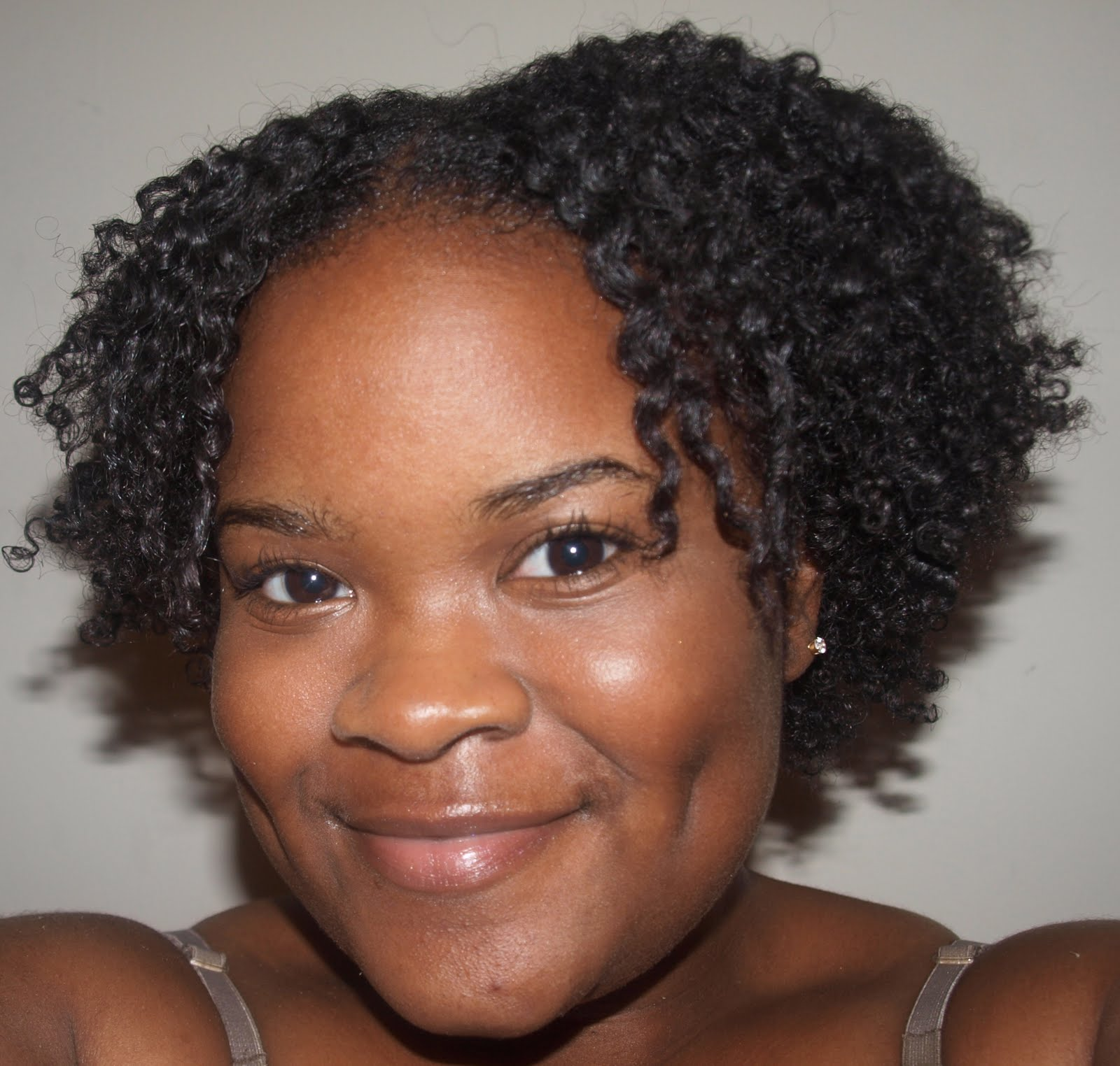 2 tone hairstyles : Two Strand Twist Out Natural Hair