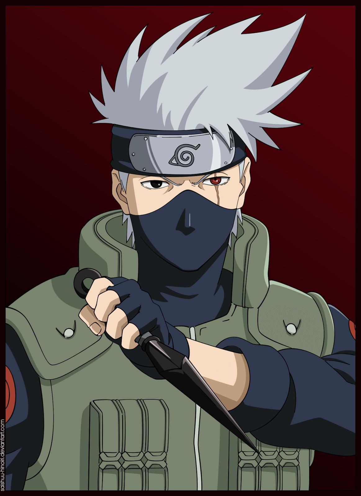 Gaya Rambut Anime