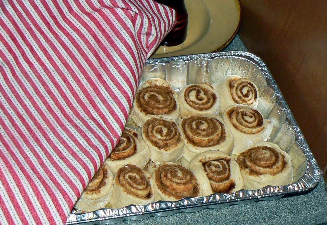 Carol's Cinnamon Rolls