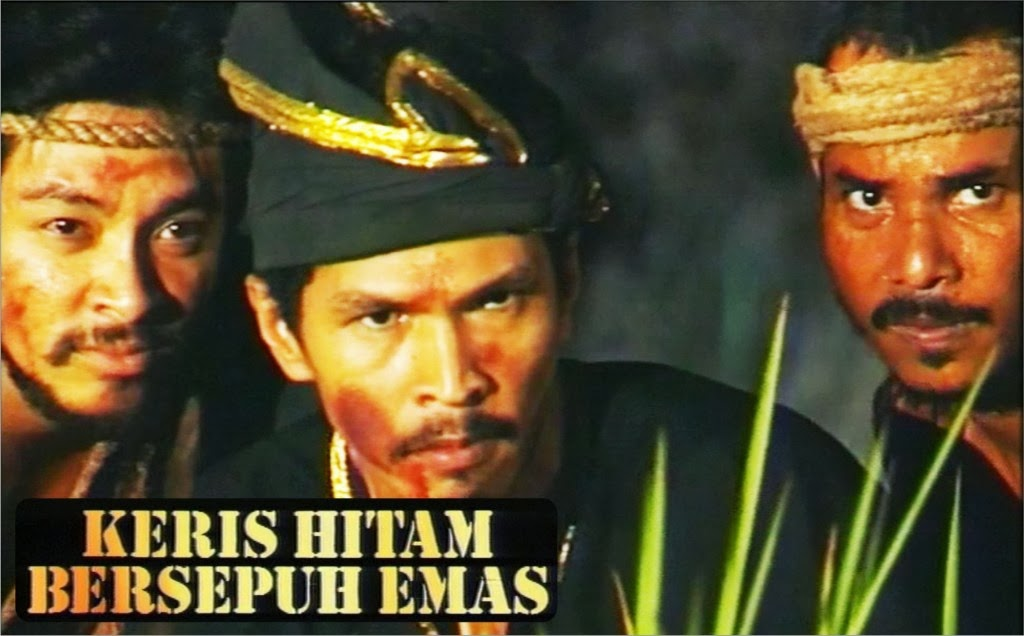 Keris Hitam Bersepuh Emas Episod 3 Full Drama Online Streaming
