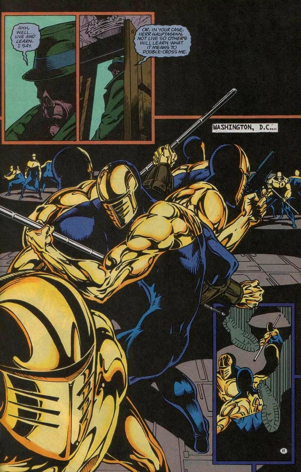 Deathstroke (1991) Issue #55 #60 - English 12