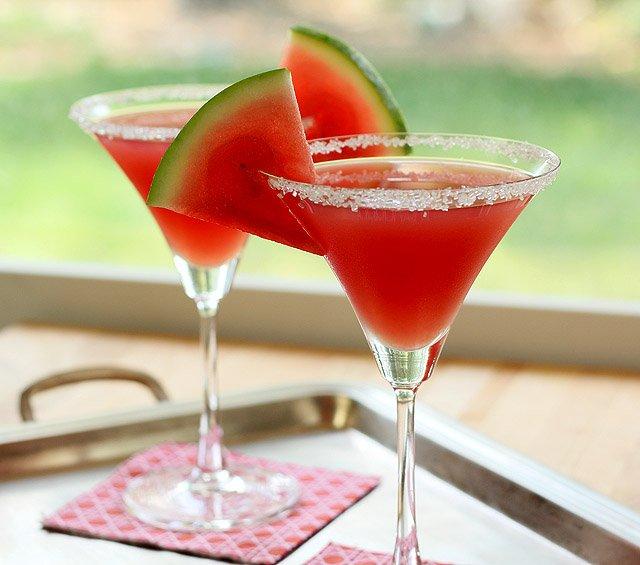 Watermelon Martini - Top Cocktail Recipes