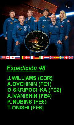 Expedición 48