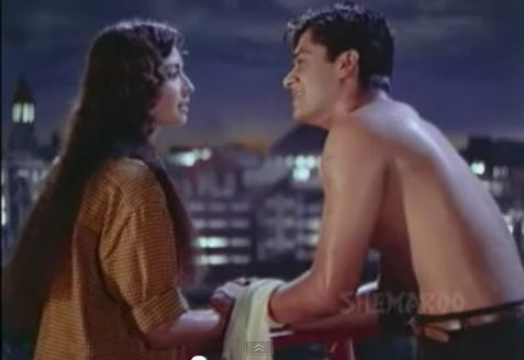 joy mukherjee relation with kajol