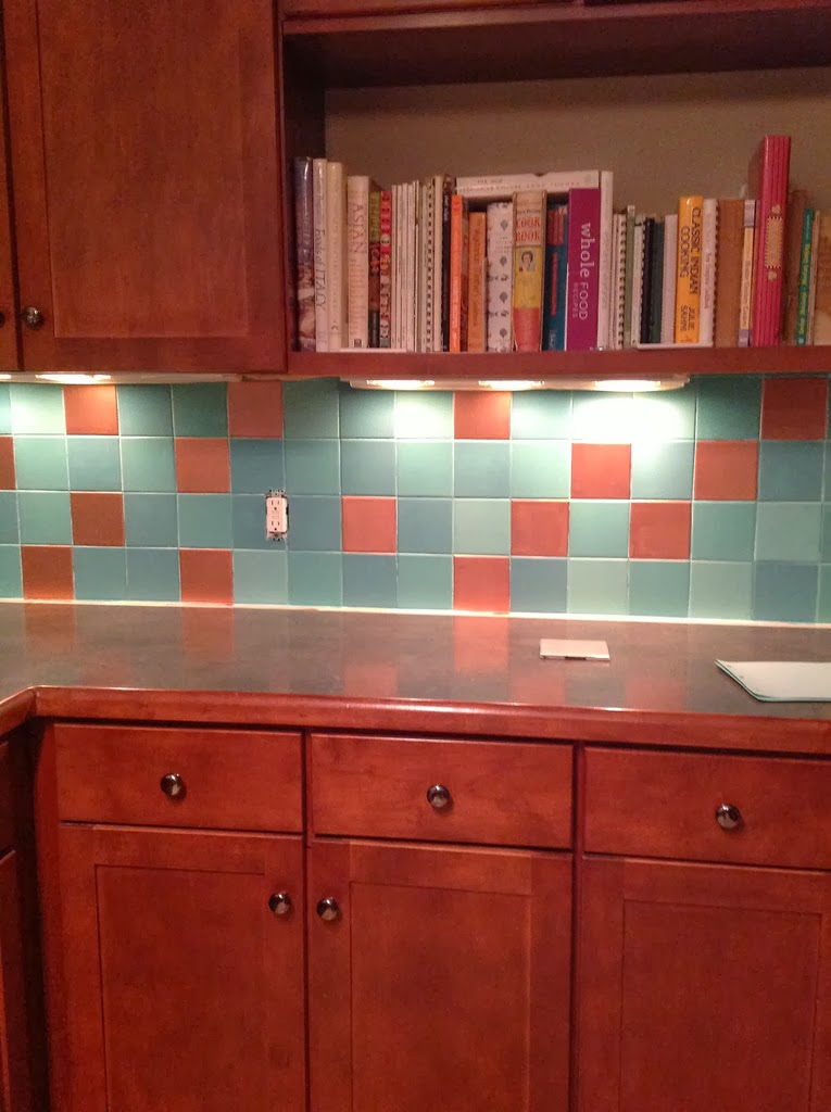 mybluehaven paint your tile backsplash