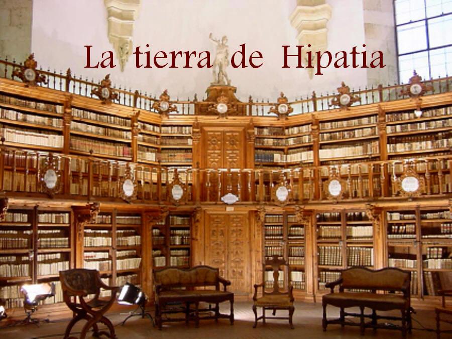 La tierra de Hipatia