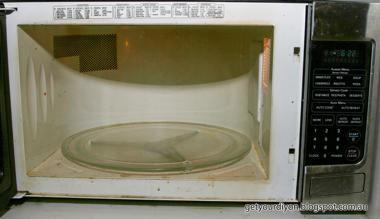 Dirty Microwave Oven ~ Dirty microwave pictures imgkid the image kid