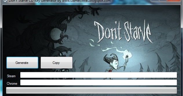 Don t starve cd key generator keygen serial key code - Download office 2013 full crack key ban quyen ...