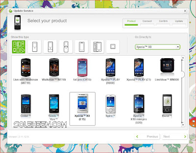 fix xperia use seus