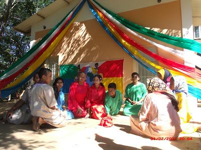 IAM e JM nas Santas Missões Populares