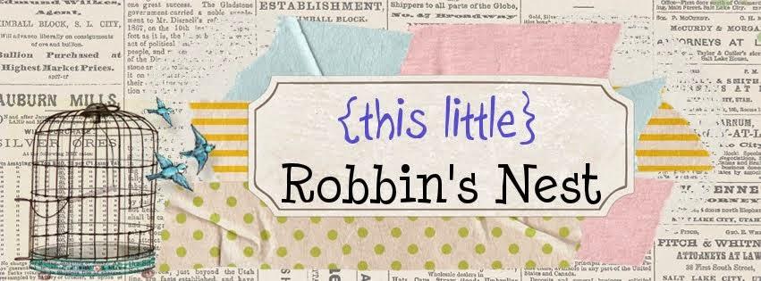 {this little} Robbin's Nest