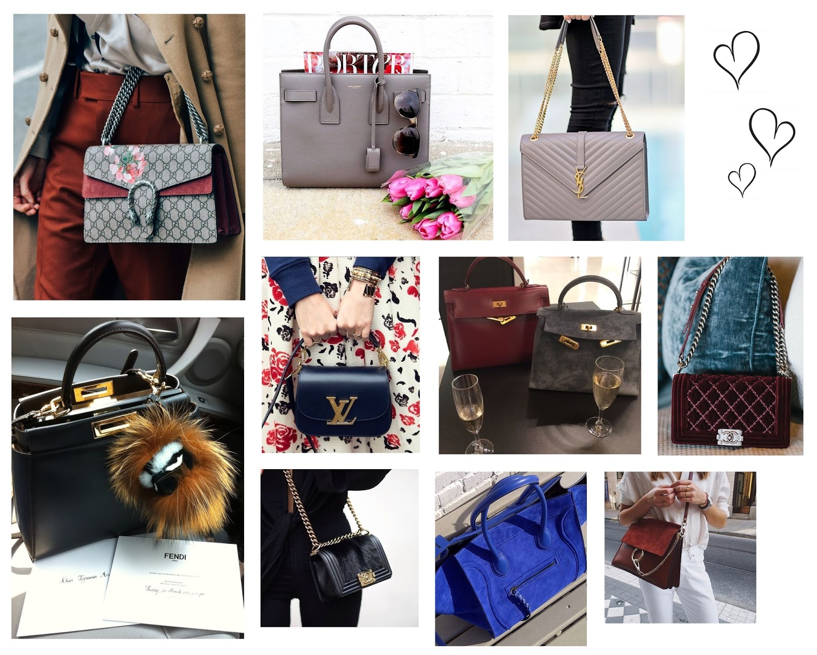 top 10 most popular luxury designer handbags 2015 1016