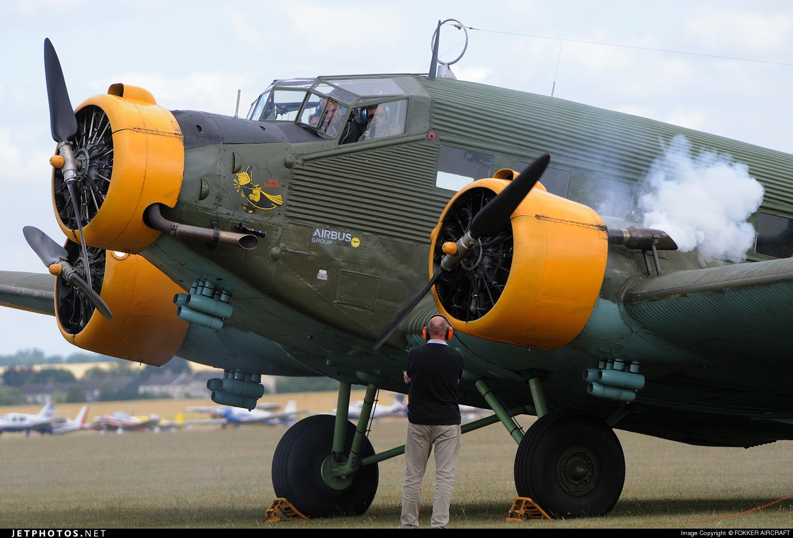 Junkers Ju 52 - Wikipedia