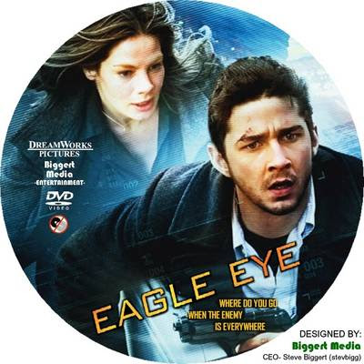 Eagle Eye DVD
