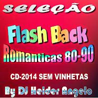CD-Seleção Flash Back Romanticas Internacionais 80-90