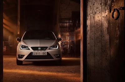 Νέο Ibiza CUPRA 1.8 TSI 192PS