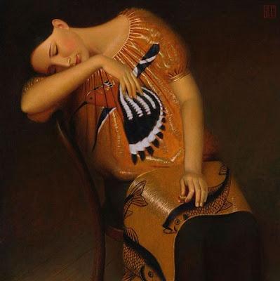 Ilustración de Andrej Remnev