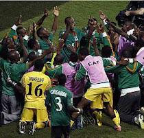 Zâmbia Campeã 2012