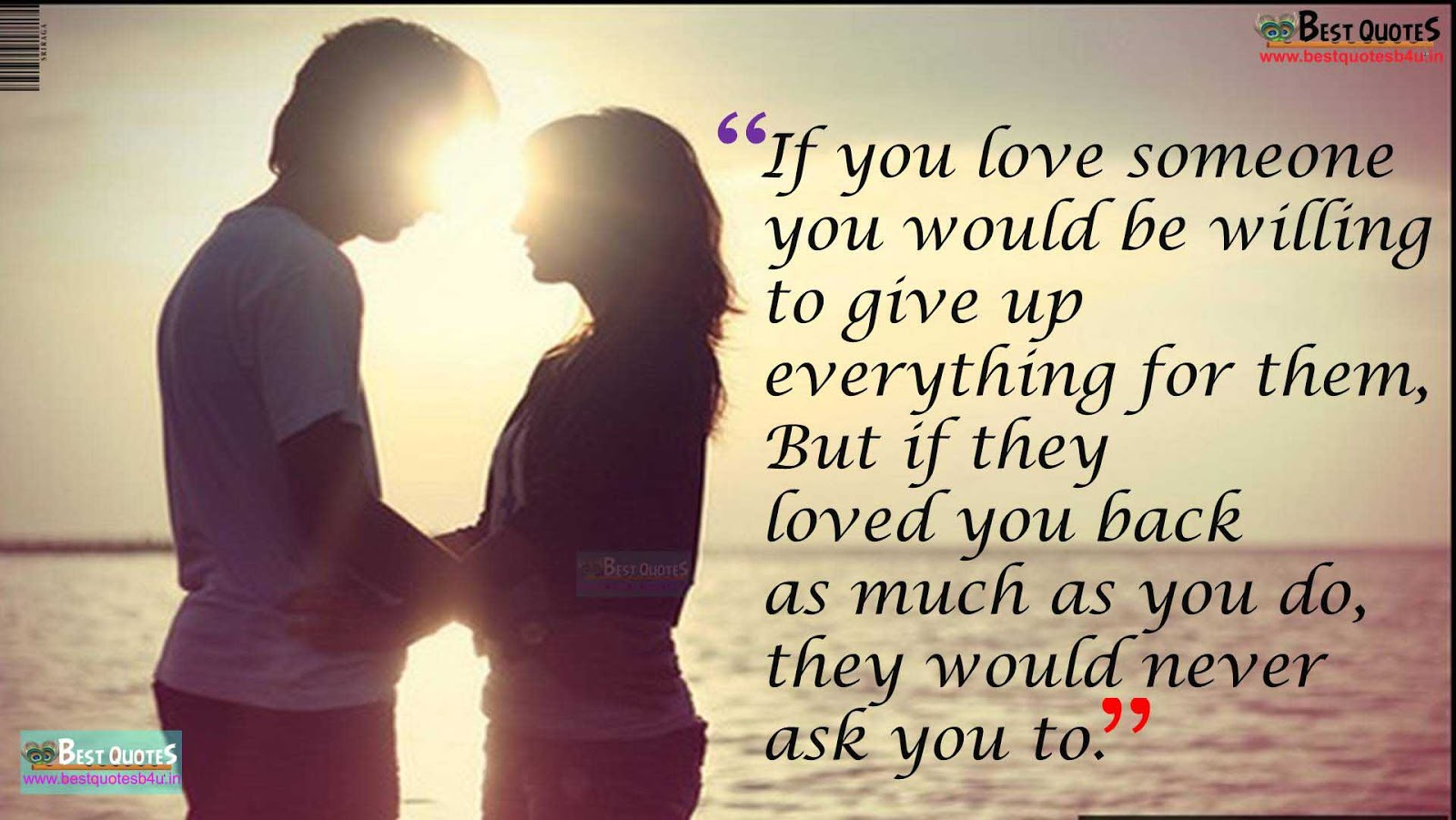 Heart Touching Love Quotes : Heart touching love quotes 62 BestQuotesb4U English Telugu ...
