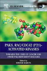 発癌・老化酵素「PAK」(Elsevier, 2013):