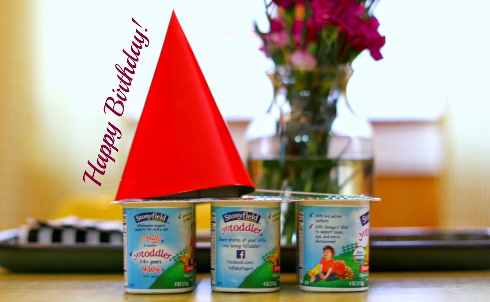 #ad Stonyfield YoBaby Giveaway