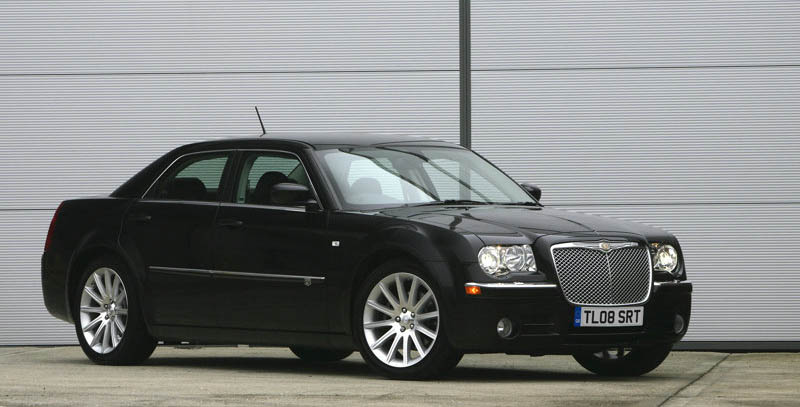 2008 Chrysler 300c Uk Version. Chrysler 300C SRT UK Version,