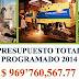Presupuesto 2014 para obras del Ayuntamiento de Mérida, de casi $1,000 millones