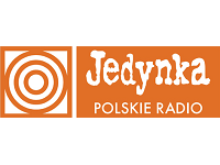 """Logo Programu Pierwszego Polskiego Radia """"Jedynka"""""""