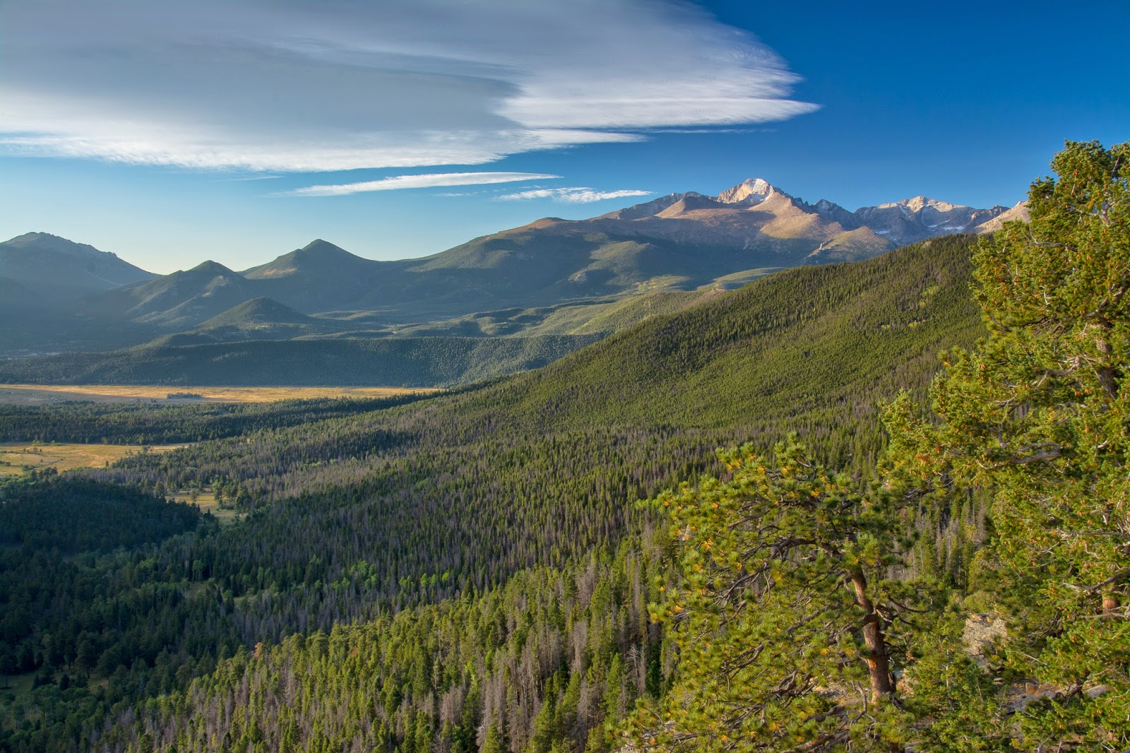 Rocky Mountain National Park, Longs Peak