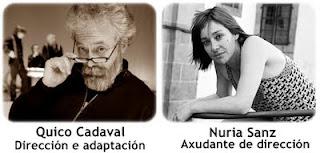 teatro Quico Cadavala opera dos tres reas centro dramatico galego