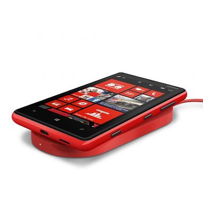 Nokia Lumia 1020 - Wireless Charging