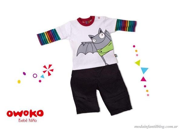 indumentaria para niños owoko invierno 2013