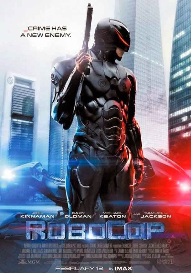 RoboCop (2014) free online streaming