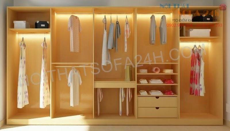 Tủ áo TA063