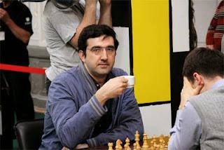 Vladimir Kramnik ex-champion du monde d'échecs © Chessbase