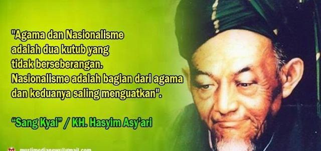 Habib Abdullah Alattas: Indonesia Sangat Butuh KH Hasyim Asyari
