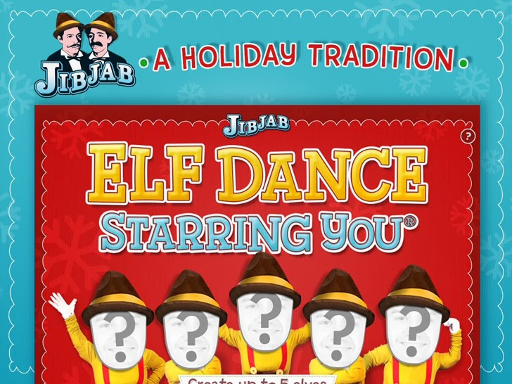 Elf Dance By JibJab - Starring You! Cast Yourself & Friends As Dancing Elves For The Holidays App iTunes App By JibJab Media Inc - FreeApps.ws