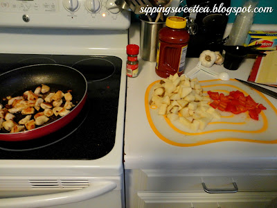 simmered tuscan chicken recipe