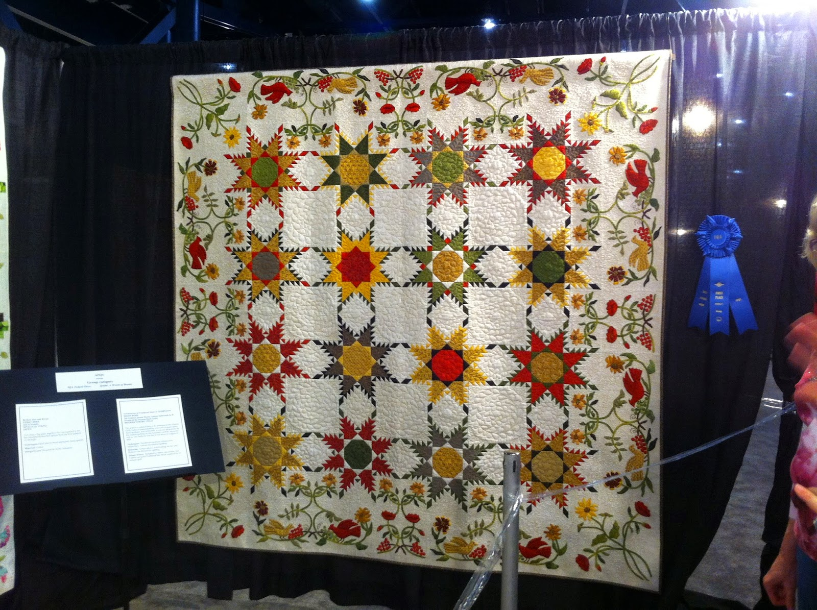 Senior Adventures: Quilts and Covers